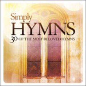 Foto Cover di Simply Hymns, CD di  prodotto da Integrity
