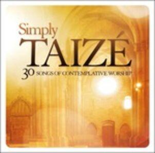 CD Simply Taizé