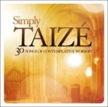 Simply Taizé - CD Audio