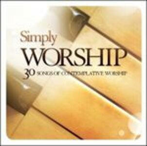 Foto Cover di Simply Worship, CD di  prodotto da Integrity
