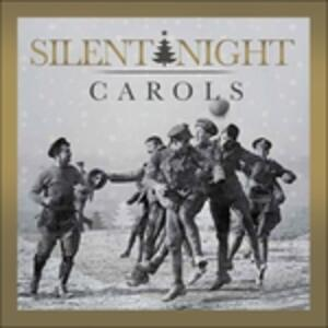 Silent Night Carols - CD Audio