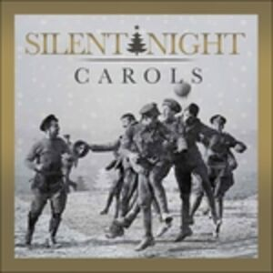 CD Silent Night Carols