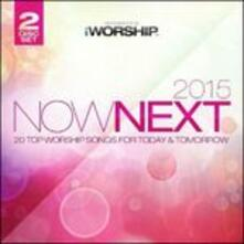 Now Next 2015 - CD Audio