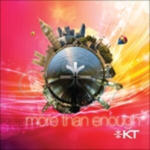 More Than Enough - CD Audio di Kensington Temple