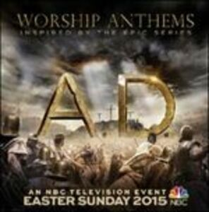 CD Ad. Worship Anthems