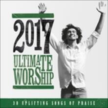 Ultimate Worship 2017 - CD Audio