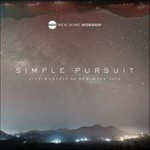 Simple Pursuit - CD Audio di New Wine Worship