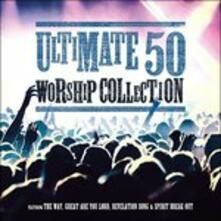 Ultimate 50 Worship - CD Audio
