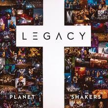 Legacy - CD Audio + DVD di Planetshakers