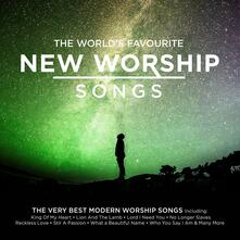 Worlds Favourite New Worship Songs - CD Audio