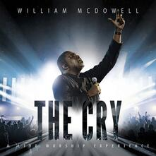 Cry - CD Audio di William McDowell
