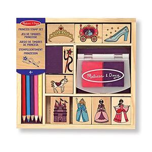 Melissa & Doug Princess Stamp Set - 2