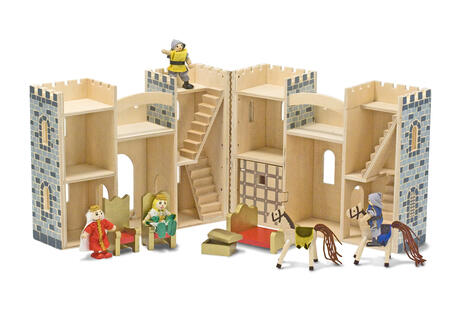 Fold & Go Castle - 3