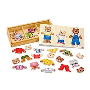 Vesti la famiglia degli orsi di legno - 7