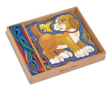 Wooden Panels & Laces. Pets