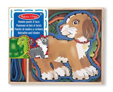 Wooden Panels & Laces. Pets - 7