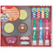 Set Decora Cupcake