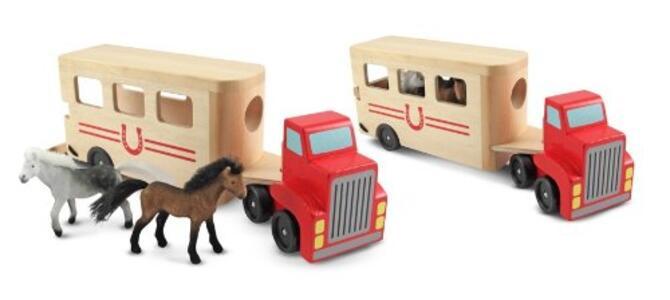 Camion Trasporto Cavalli 14097 - 16