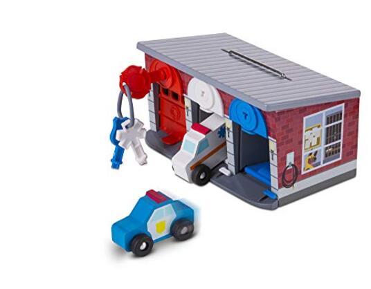 Garage primo soccorso con serrature