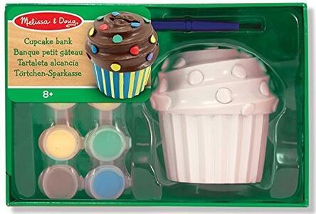 Cupcake Bank. DYO - 8