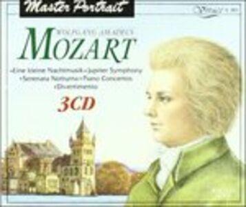 CD Concerto X Piano K467,537, Sinfonia K 551 di Wolfgang Amadeus Mozart