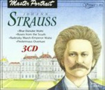 CD Valzer e arie di Johann Strauss