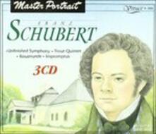 Sinfonia n.8,n.5, Quintetto Op.114 Trou-Quintet, Rondo per Violino D 438 (Digipack) - CD Audio di Franz Schubert