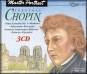 CD Concerto X Piano n.1 Op.11-Ballata n.2,3-Preludio n.21,22,23,24 Op.28 di Fryderyk Franciszek Chopin
