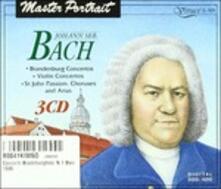 Concerti brandeburghesi n.1, n.3 - Concerti per violino - CD Audio di Johann Sebastian Bach,Virtuosi di Napoli