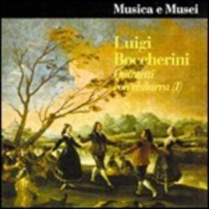 CD Quintetti per chitarra e archi vol.1 di Luigi Boccherini