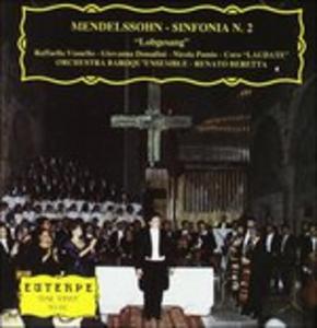 "CD Sinfonia n.2 Op.52 ""lobgesang"" di Felix Mendelssohn-Bartholdy"