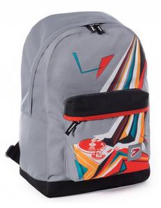 Cartoleria Cover per zaino backpack Seven Cover. Frost grey Seven