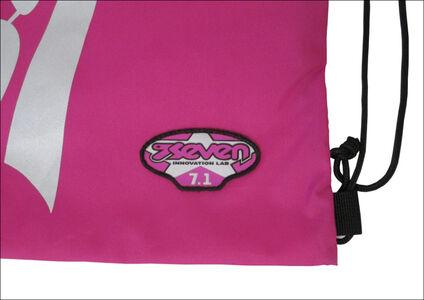 Cartoleria Sacchetta per palestra Easy bag Seven fucsia Seven 1