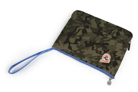 Cartoleria Tasca Porta Tablet Invicta Office. Camouflage Invicta