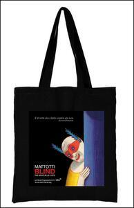 Borsa shopper Blind di Lorenzo Mattotti - copertina