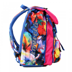 Cartoleria Zaino Square BackPack Invicta Fantasy Flower Invicta 2