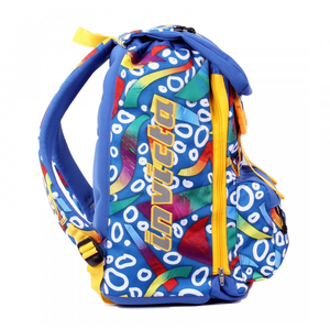 Cartoleria Zaino Square BackPack Invicta Fantasy Blue Fantasy Invicta 1