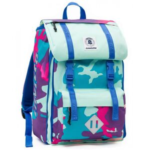 Cartoleria Zaino Square BackPack Invicta Camouflage Girl Invicta 0