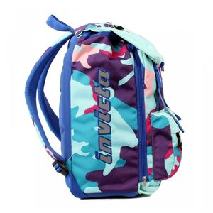 Cartoleria Zaino Square BackPack Invicta Camouflage Girl Invicta 1