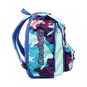 Cartoleria Zaino Square BackPack Invicta Camouflage Girl Invicta 2