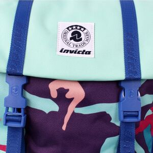 Cartoleria Zaino Square BackPack Invicta Camouflage Girl Invicta 4