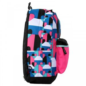 Cartoleria Cover per Zaino The Double BackPack Seven. Rosa Seven 2