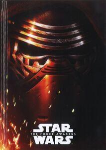 Cartoleria Diario non datato 10 mesi Star Wars The Force Awakens. Kylo Ren Auguri Preziosi 0