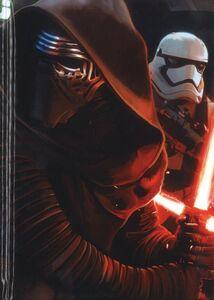 Cartoleria Diario non datato 10 mesi Star Wars The Force Awakens. Kylo Ren & Stormtrooper Auguri Preziosi 0