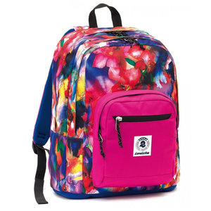 Cartoleria Zaino Format Plus BackPack Invicta Fantasy Flower Invicta 0