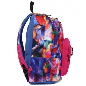 Cartoleria Zaino Format Plus BackPack Invicta Fantasy Flower Invicta 2