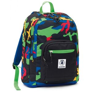Cartoleria Zaino Format Plus BackPack Invicta Fantasy Vivid Camo Boy Invicta 0