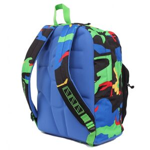 Cartoleria Zaino Format Plus BackPack Invicta Fantasy Vivid Camo Boy Invicta 1