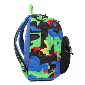 Cartoleria Zaino Format Plus BackPack Invicta Fantasy Vivid Camo Boy Invicta 2