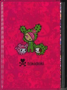 Cartoleria Diario 2016-2017, 16 mesi, medium Tokidoki. Rosa Tokidoki 1